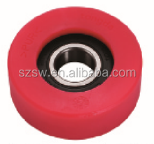 Escalator Step Rollers for Schindler Escalator,Size:70*25*6204-2RS