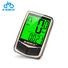 INBIKE Promotional Top Quality Exercise Waterproof Bike Computer