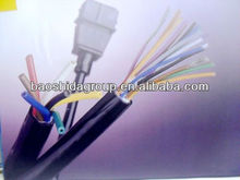High quality PVC insulated copper core cable