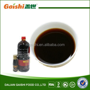 Best Selling 2014 Recipe disposable Lucky Japanese Soy Sauce Brands