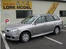 Used japanese cars NISSAN WINGROAD RHD 85,000km