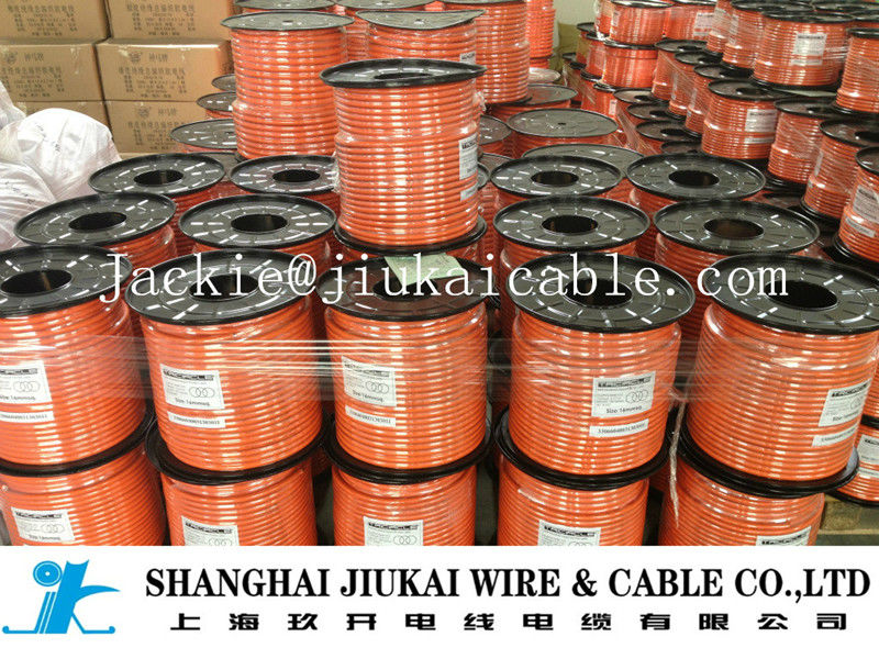 Hot Sale Flexible Rubber/PVC Welding Cable/Wire