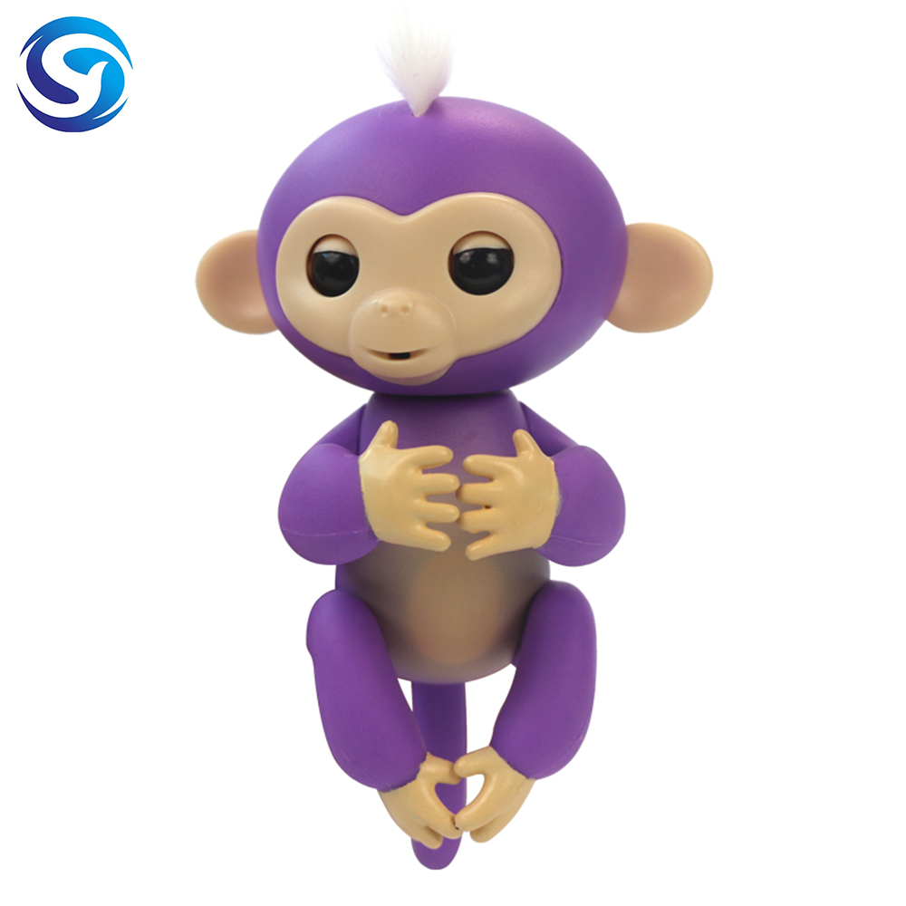 Alibaba Top Fast Finger Toy Monkey Fingerlings Toy For Child
