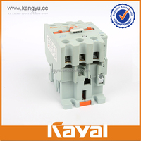 KAYAL/OEM UL/CE/CCC 3rt electrical magnetic contactor,lc1-d 4p type of contactor