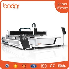 F3015T smart CNC 2000W IPG Fiber Laser iron tube and plate Cutting Machine Price the best