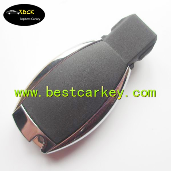 Topbest 3 button key for car remote key 433mhz 315mhz Auto Car Remote Key BGA NEC all suitable