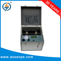 Fully-auto Transformer Oil Tester,Breakdown voltage testing instrument