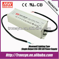 Meanwell 100w 48v dc switching power supply CLG-100-48 LED Driver With PFC Function