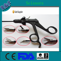 Medical surgical ENT polypus scissors