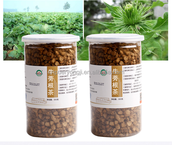 Health Care Products Burdock Root Tea Lessen Cholesterol Tea Lower High Blood Pressure