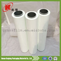 Strong elongation uv resistant plastic silage corn film
