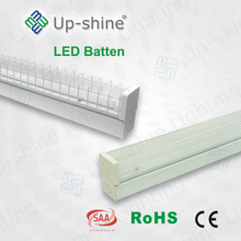 Shenzhen CE RoHS SAA 1.5M 50W 25W battery operated pendant lights led linear tube light