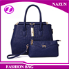 wholesale designer inspired leather handbags and shoulder bags 2 pcs in 1 set bags