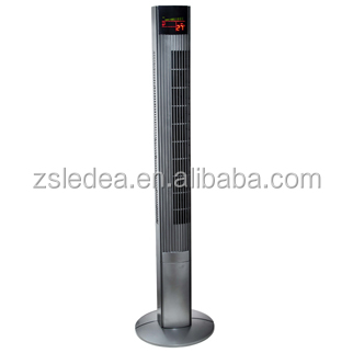 46 inch Hight quality height digital no leaves electric tower fan