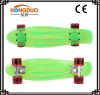 4 PU wheel cheap cruiser skateboard