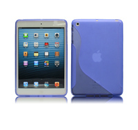 Exquisite soft tpu gel cover for ipad mini 2 tablet accessories