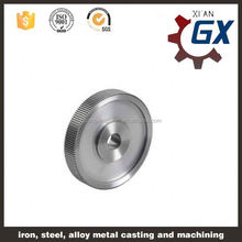 Sand casting foundry grey iron cast parts
