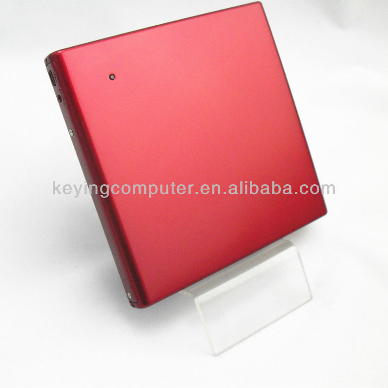 Slim Portable USB 2.0 DVD Burner External Optical Drive hard disk drives
