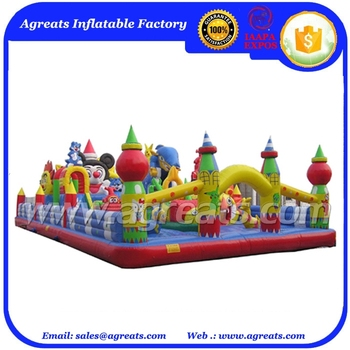 giant inflatable bouncer sale to Turkey G3011