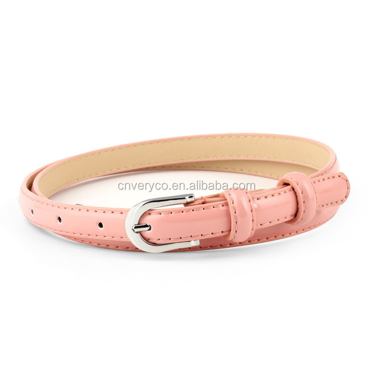Women Garment Belt Ladies' PU Apparel Belt