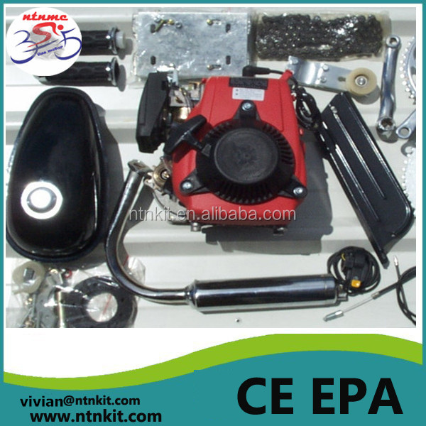 HUASHENG engine / 53cc 4 Stroke motorized bicycle engine kit / EPA approved