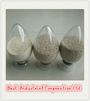 Best Selling: Powder & Granular clay for Palm Oil Refining with BEST Price & Tonsil's Quality