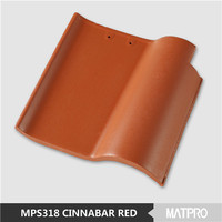 spanish / chain / Roman / flat ceramic roof tiles price