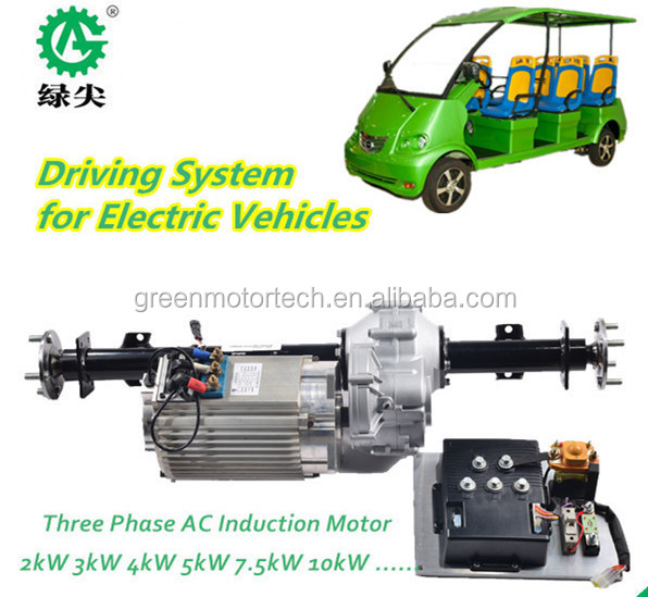 Electric Vehicle Motor And Drive Kit 10kw Buy Electric