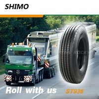 Chinese radial truck tires 11r22.5 used for sale
