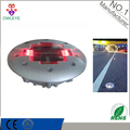 Dia 145mm heavy-duty array integrated solar led marker light for traffic road safety