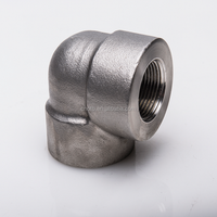 high pressure galvanized 90 degree elbow pipe fitting