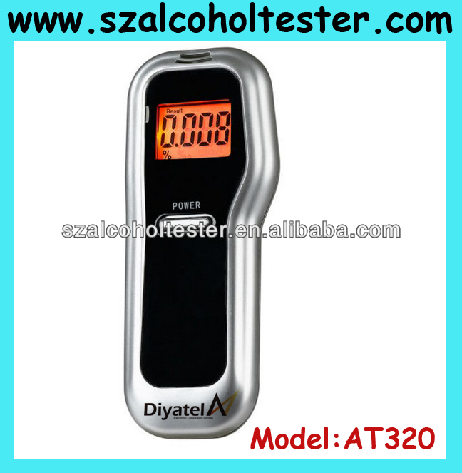 Elegant Gifts For Portable Alcohol Tester,Simple And Convenient To Use/Alcohol Tester Device For Alkohol Testing AT320