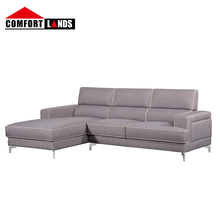 Modern <strong>Furniture</strong> Living Room Sectional Left 3 Seater Fabric Sofa