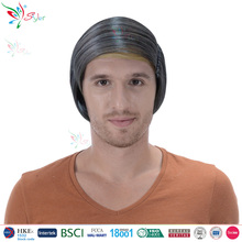 Styler Brand china party wig supplier black white short afro hair wigs for men