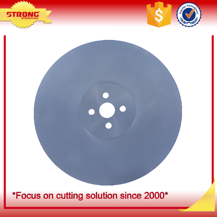 Apollo hss dmo5 circular saw blade made in germany for cutting tool steel