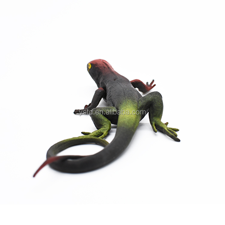 Novelty stretch flexible rubber toy,TPR rubber material lifelike sanke toy