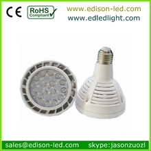led spot E26 E27 screw base 11w 14w 15w ce cul es par30 light bulb for track or recessed lighting