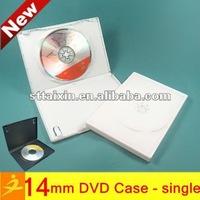 single pp dvd case 14mm