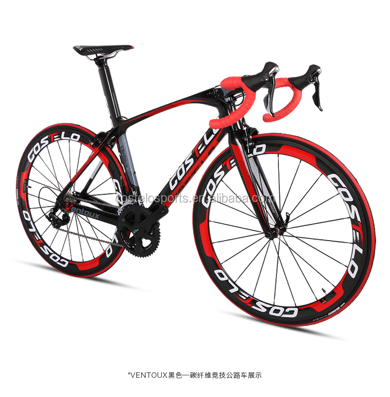 DISCOUNT costelo VENTOUX carbon road <strong>bicycle</strong> complete cheap road bikes DIY T1000 bicicleta carbono full carbon road <strong>bicycle</strong>