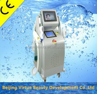 Salon used multifunction 3 in ipl hair removal skin rejuvenation beauty machine