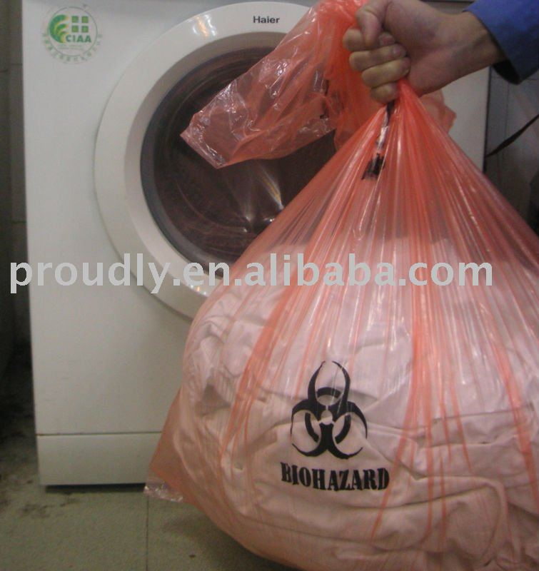 Water soluble laundry bag, ISO9001-2008 Certified