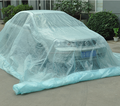 clear transparent Manufacturer customized size car flood bag