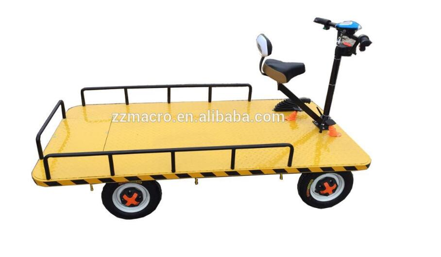 electric truck for sale heavy duty trolley  for workshop transfer