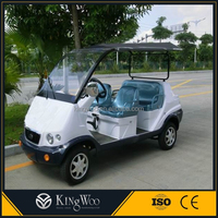 Cheap China Electric Police Golf Cart For Sale