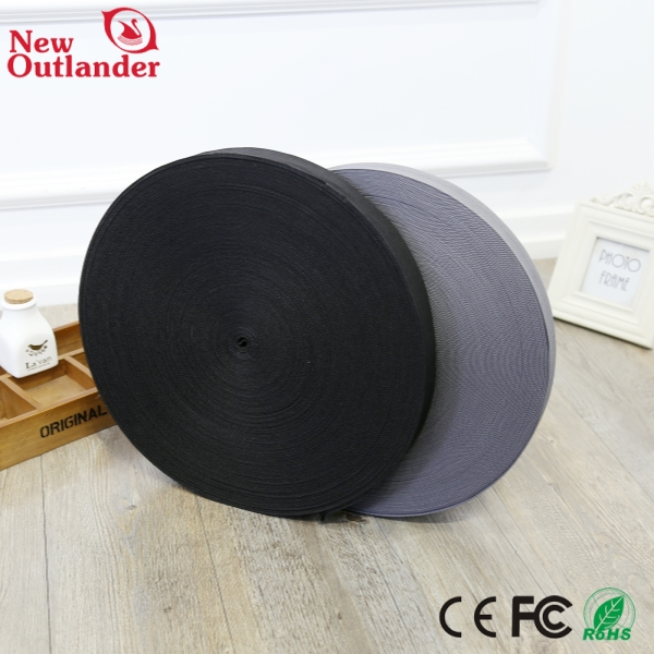 Manufacturers supply memory foam mattress webbing tape