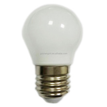 OEM Factory 360 degree led bulb light 3w,globe led bulb 3w, E27 3w led bulb with glass cover SMD5730 LEDS