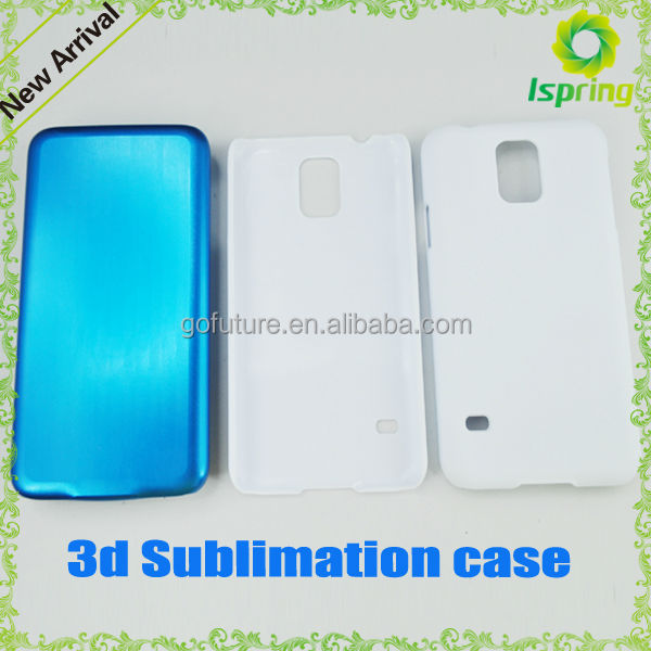2014 factory supply, 3d sublimation case for samsung galaxy s1