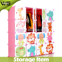 bedroom almirah designs 16 cartoon door large clothes almirah,folding cute children plastic almirah