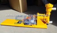 Easy to use and maintainance lower cost machine Injection high pressure cement grout pump
