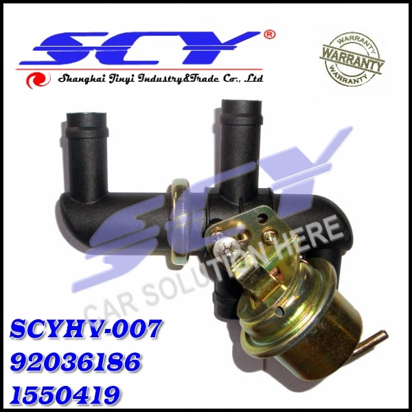 HVAC Heater Bypass Valve for 05-06 Pontiac GTO 6.0L-V8 92036186